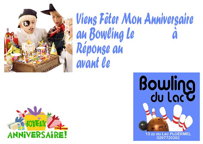 anniversaire bowling bordeaux lac