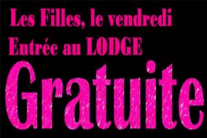 Entrée gratuite pour les filles Lodge 13 Ploermel