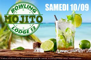Soirée Mojito discothèque le Lodge 13 à Ploermel